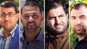 """""""الحق"""" تطالب بالإفراج الفوري عن الصحفيين الخمسة واحترام حرية العمل الصحفي"""