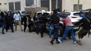 (PHROC) condemns the assault on the peaceful assembly that took place in front of the Palestinian Court Complex and warns of the consequences of the violations of rights and freedoms.