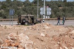 Israeli Soldiers Arbitrarily Arrest 19 Palestinians in 'Azzoun