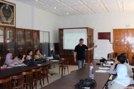 مركز الحق يختتم ثلاث دورات تدريبية وبرنامج تبادل للخبرات بالشراكة مع المعهد العربي في تونس