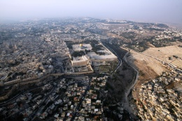 East Jerusalem: Exploiting Instability to Deepen the Occupation