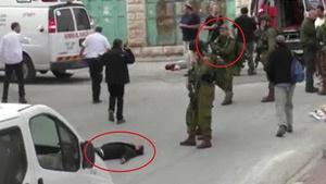 The Killing of Al-Sharif and Al-Qasrawi in Hebron