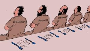 Israel Pressurises Hunger-Striker to Accept Forcible Transfer to Gaza Strip