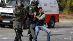 Special Focus: Israeli Occupying Forces Assault Journalists in the OPT