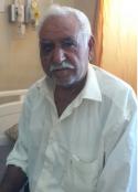 شهادة مسن اعتدى عليه المستوطنون بشكل عنيف وحاولوا قتله في قرية عوريف