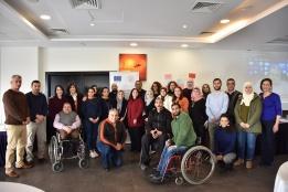 """بيان صادر عن مؤسسة الحق: """"الحق"""" تختتم دورة تدريبية حول اتفاقية حقوق الأشخاص ذوي الإعاقة"""
