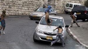 Detention of children in East Jerusalem