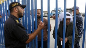 Hamas Travel Restrictions on Politicians and Activists