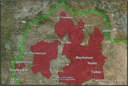Increased Military Operations in the Northern West Bank
