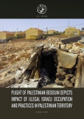 Plight of Palestinian Bedouin depicts impact of illegal Israeli occupation and practices in Palestinian Territory