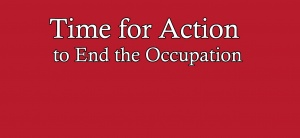 International Community must Act to End the Occupation