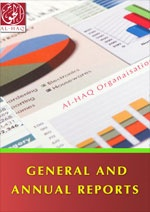 General & Annual Reports