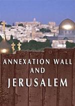 Wall and Jerusalem