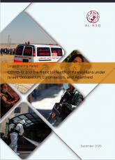 COVID-19 and the Right to Health of Palestinians under Israeli Occupation, Colonisation, and Apartheid