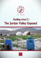 Settling Area C: The Jordan Valley Exposed