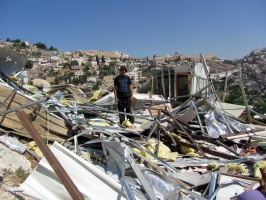 Kaabneh-community-members-after-the-Israeli-demolitions---Al-Haq