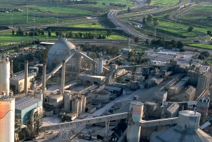 nesher-cement-factory