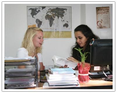 The Rachel Corrie International Internship Program