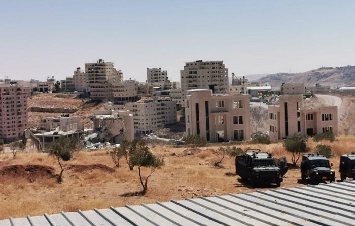 """""""الحق"""" ترسل نداءً عاجلاً إلى الإجراءات الخاصة في الأمم المتحدة وتدعو إلى الوقف الفوري لعمليات الهدم في وادي الحمص"""