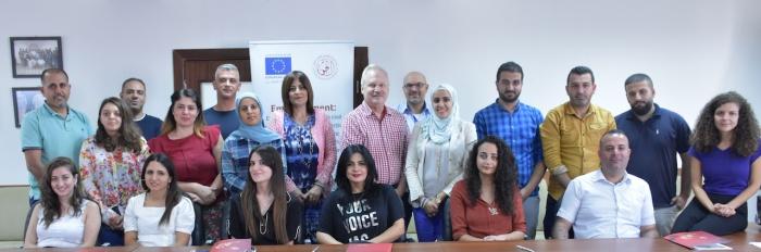 """مؤسسة """"الحق"""" تعقد دورة تدريبية حول العهد الدولي الخاص بالحقوق الاقتصادية والاجتماعية والثقافية"""