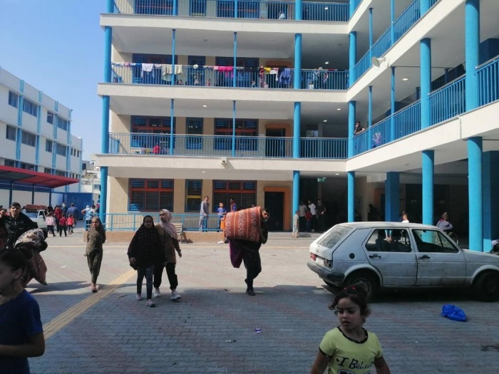 Al-Haq Urges UNRWA and the ICRC to Immediately Establish Safe Zones for the Protection of Civilians in Gaza